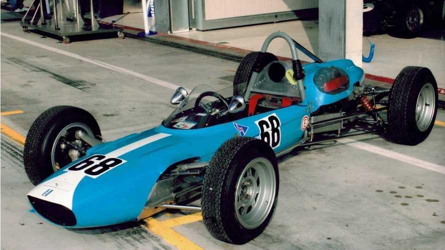 De Tomaso Formula Junior