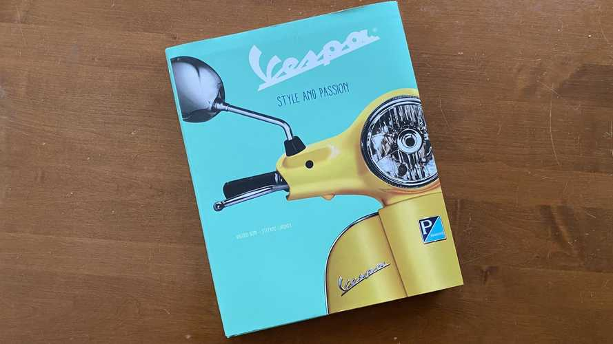 Book Review: Everything You Ever Wanted To Know About Vespa