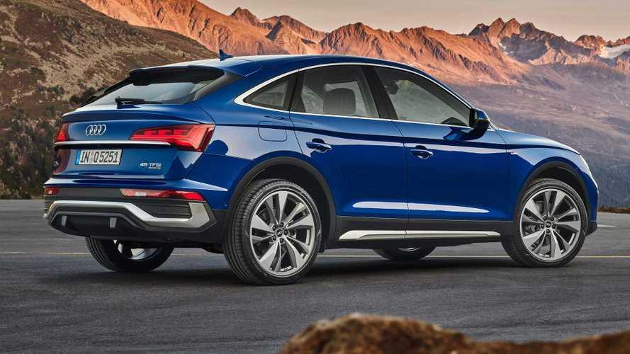 Novo Audi Q5 Sportback 2021: estilo cupê com a versatilidade do SUV