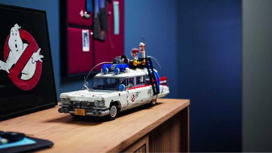 Lego, 2.352 parçalık Ghostbusters setini tanıttı
