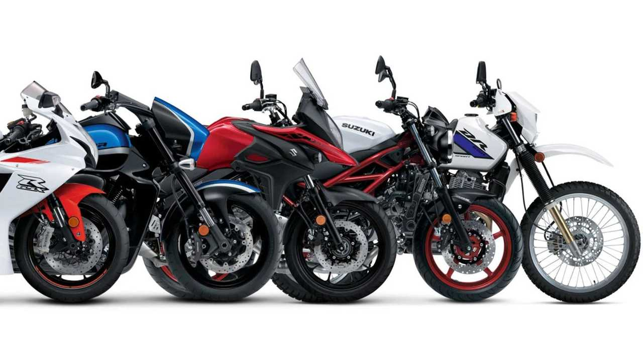 Suzuki 2021 Lineup - Main