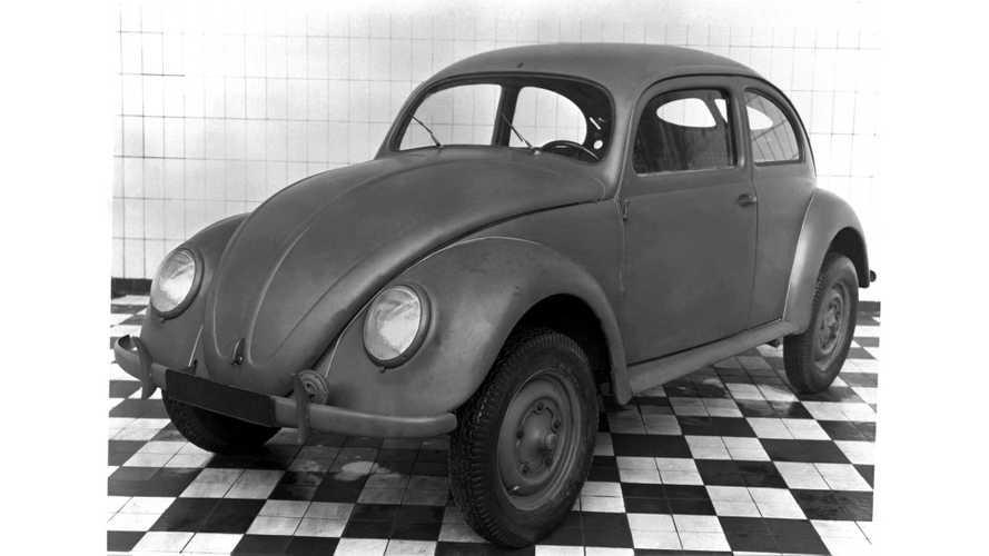 Vor 75 Jahren: Beginn der Serienfertigung des VW Käfer