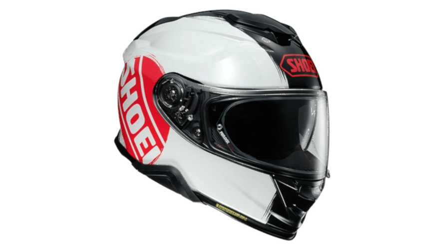 Shoei 2021 Helmet Graphics