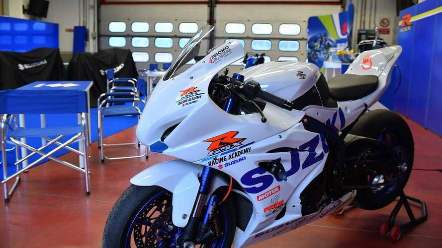 Suzuki, arrivano i corsi in pista con la GSX-R Racing Academy