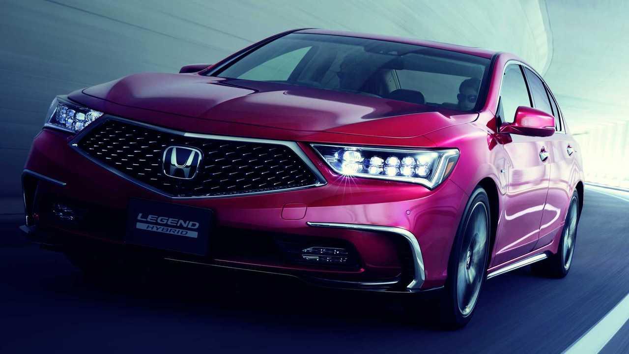 2019 Honda Legend
