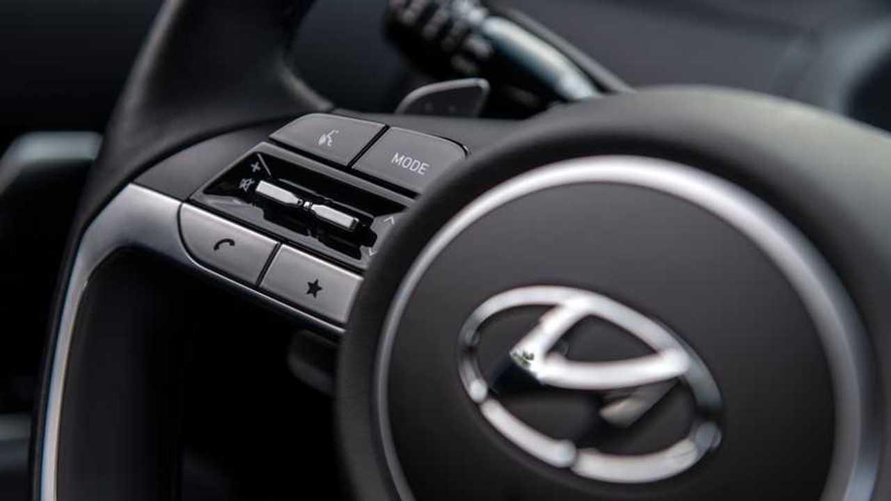 2021 Hyundai Tucson (Koyu Kırmızı Renk)