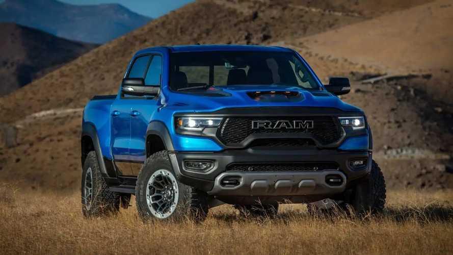 2021 Ram 1500 TRX: First Drive Review