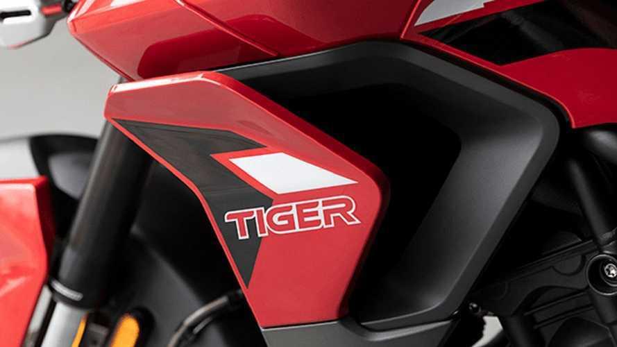 Triumph Tiger Sport 850, depositato il nome negli USA