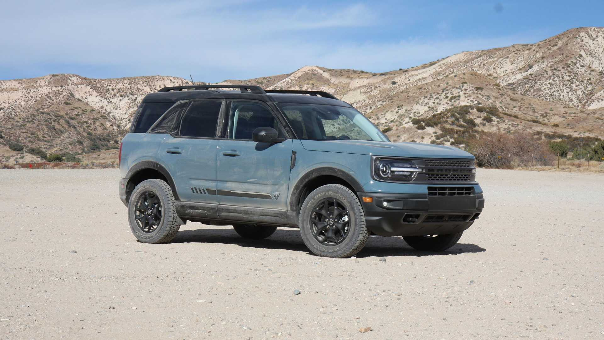2021 ford bronco sport first drive | motor1 photos