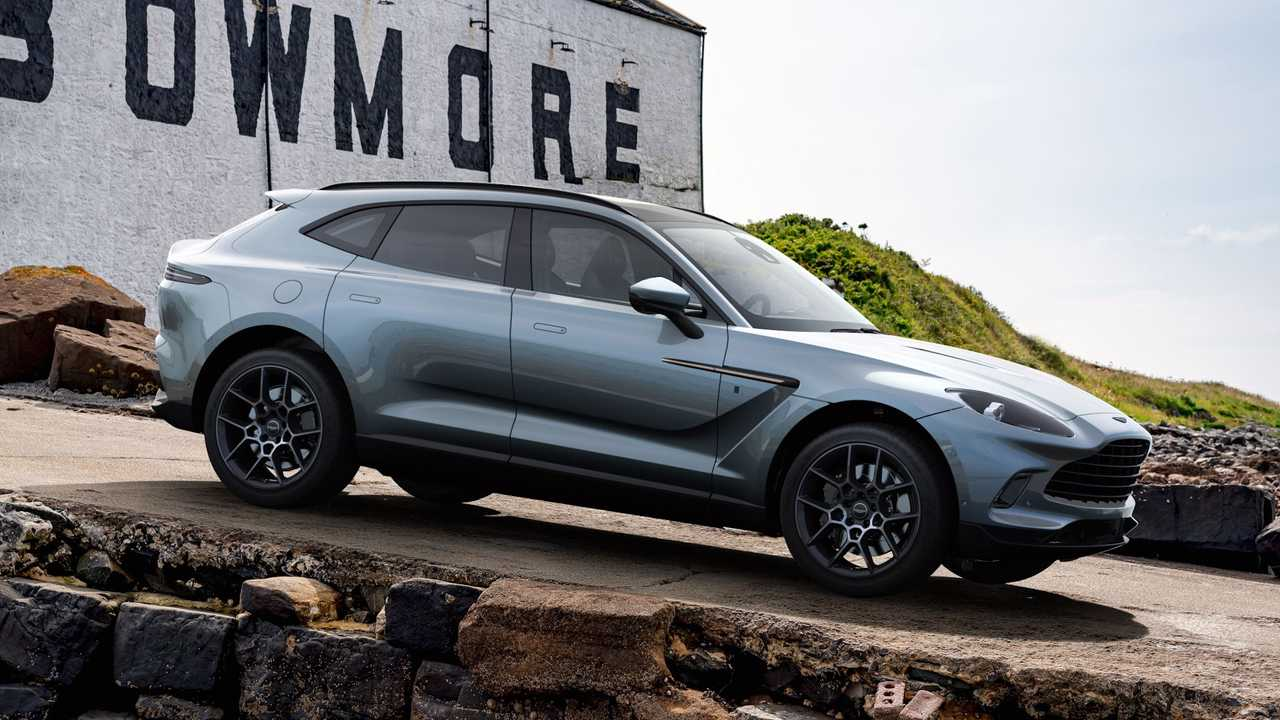 Aston Martin DBX Bowmore Edition by Q