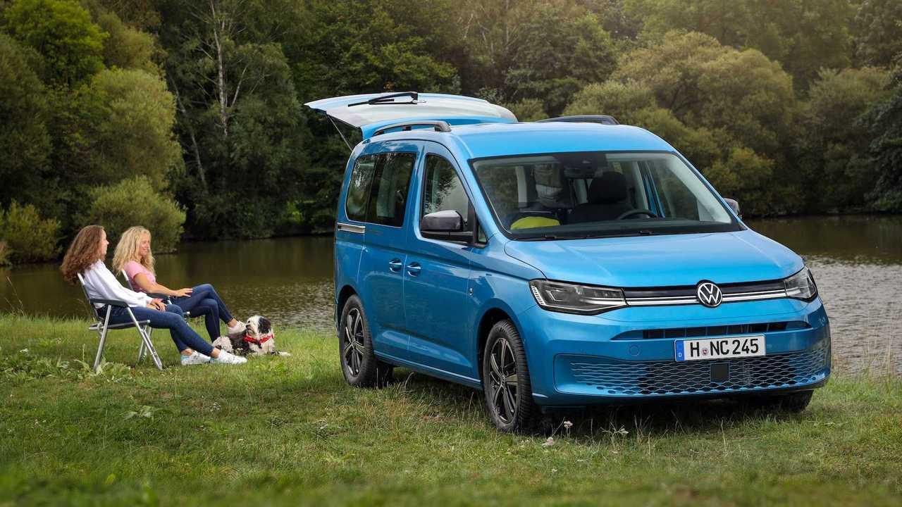 Volkswagen Caddy California 2020