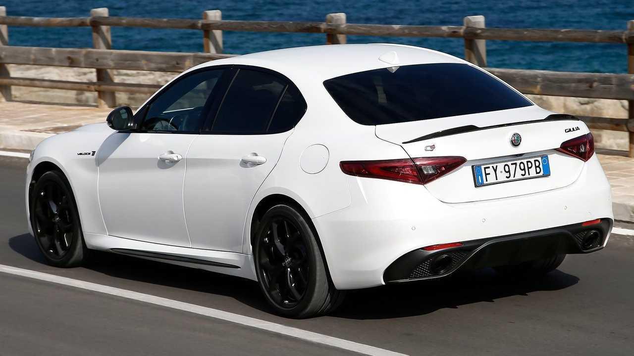 1 - Alfa Romeo Giulia