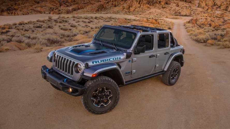 La Jeep Wrangler ibrida plug-in arriva in Italia
