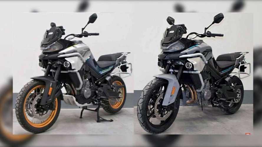 La moto china CFMoto 800 MT llegará en dos versiones