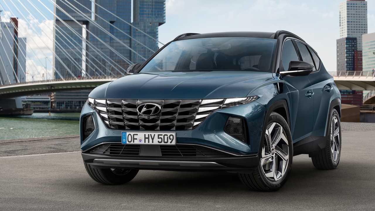 Hyundai Tucson (4,50 Meter, neue Generation, ab Ende 2020)
