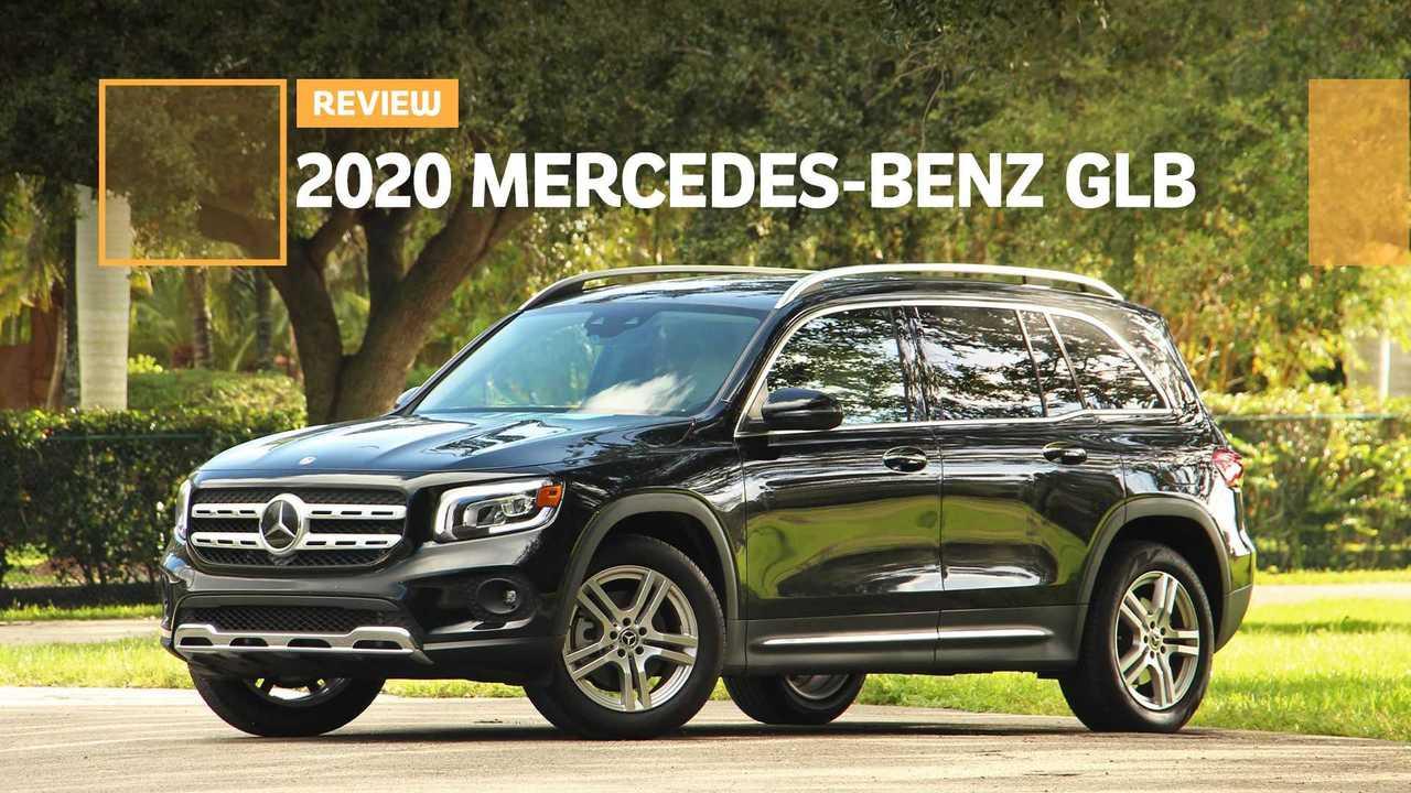 2020 Mercedes-Benz GLB 250 Lead