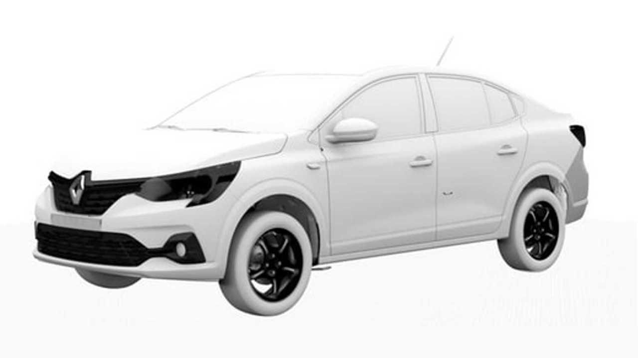 Renault Taliant - Modèle 3D