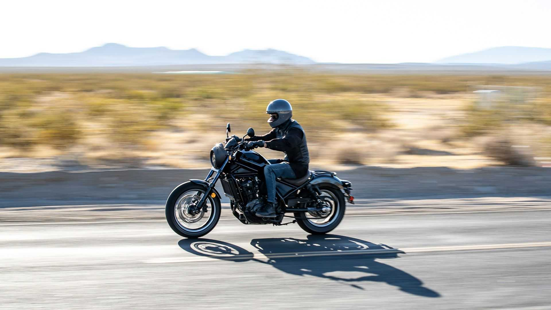 Everything New In The 2021 Honda Motorcycle Lineup