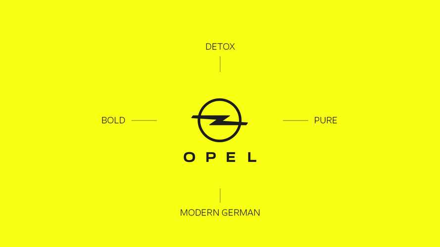 Nouvelle identité Opel