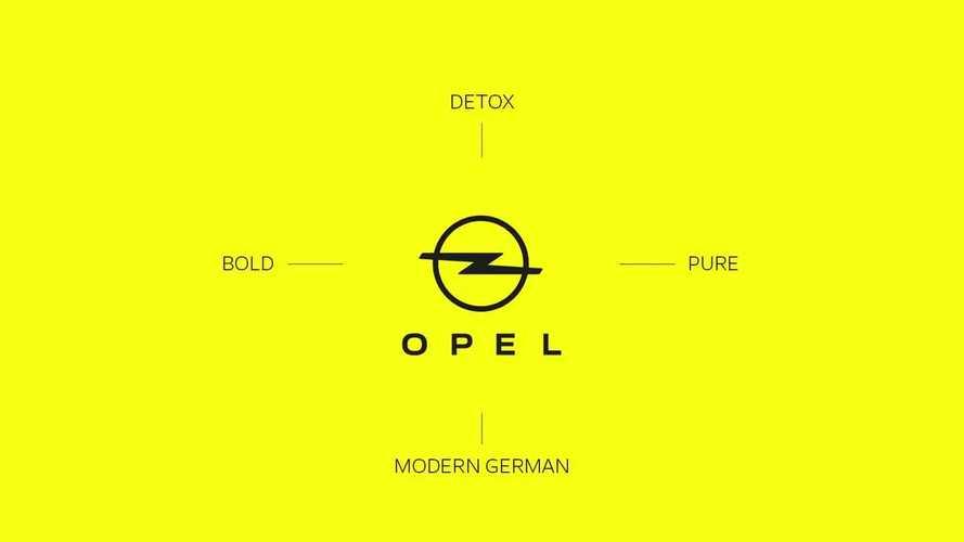 Opel brand identity