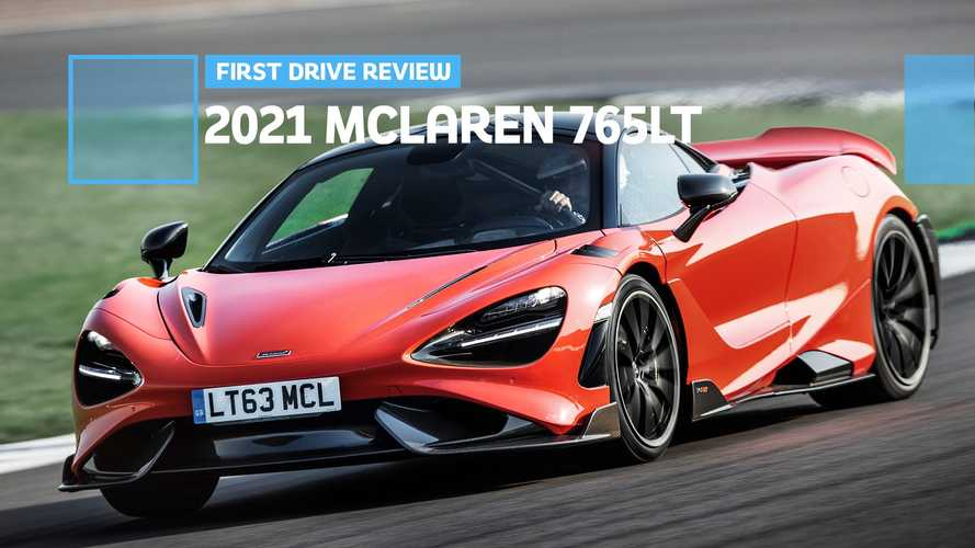 2021 McLaren 765LT First Drive Review: Go Long