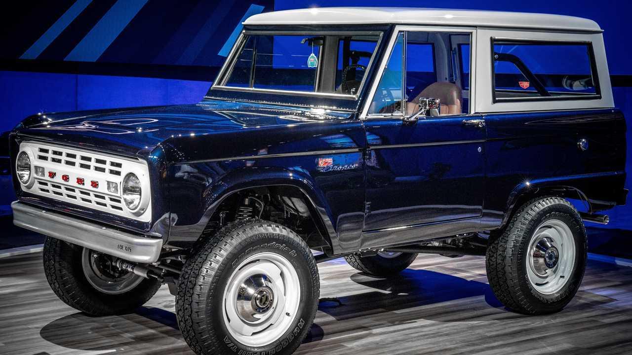 Ford Bronco Джея Лено