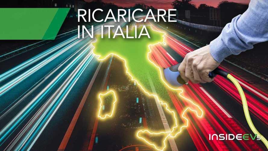 Colonnine di ricarica in Italia: a che punto siamo (e quali sono i problemi)