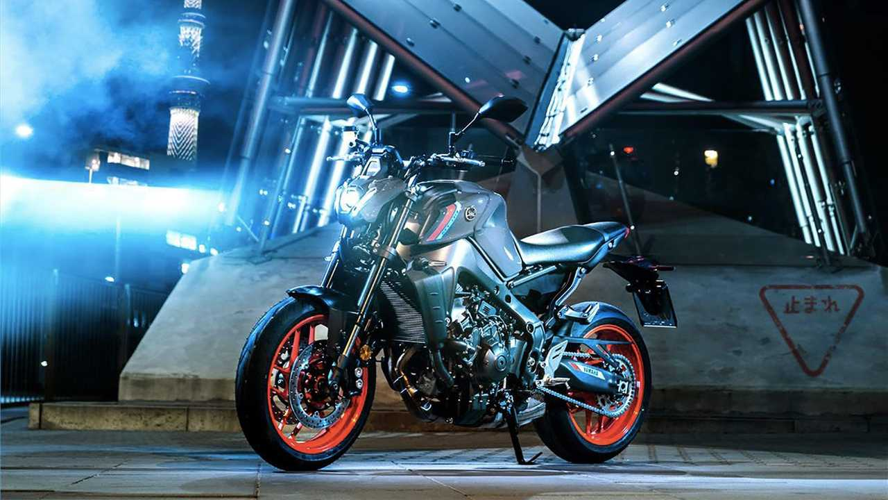 2021 Yamaha MT-09, Beauty, Urban