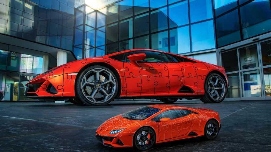 Sadece 35€ ödeyerek bu Lamborghini Huracan Evo'ya sahip olabilirsiniz