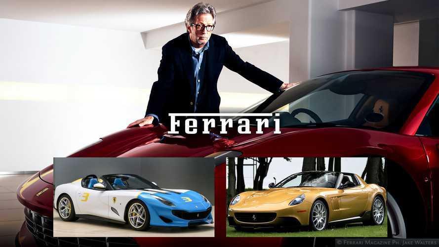 Посмотрите на 5 уникальных Ferrari для избранных заказчиков