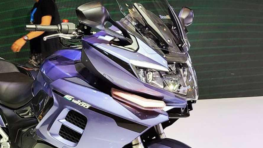 Benelli 1200GT, presentata ufficialmente in Cina