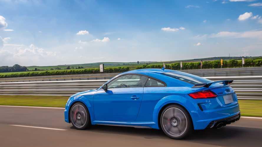 Audi TT RS 2021 (BR)