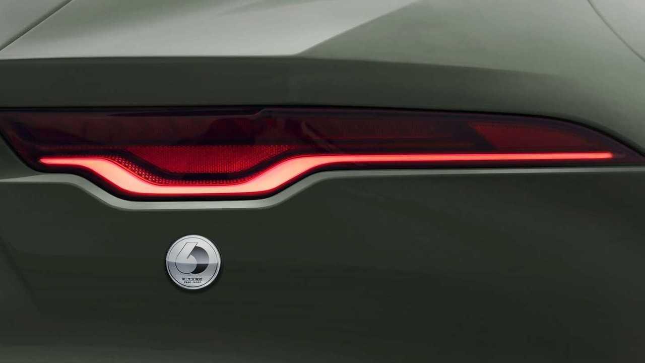 2021 Distintivo Jaguar F-Type Heritage 60