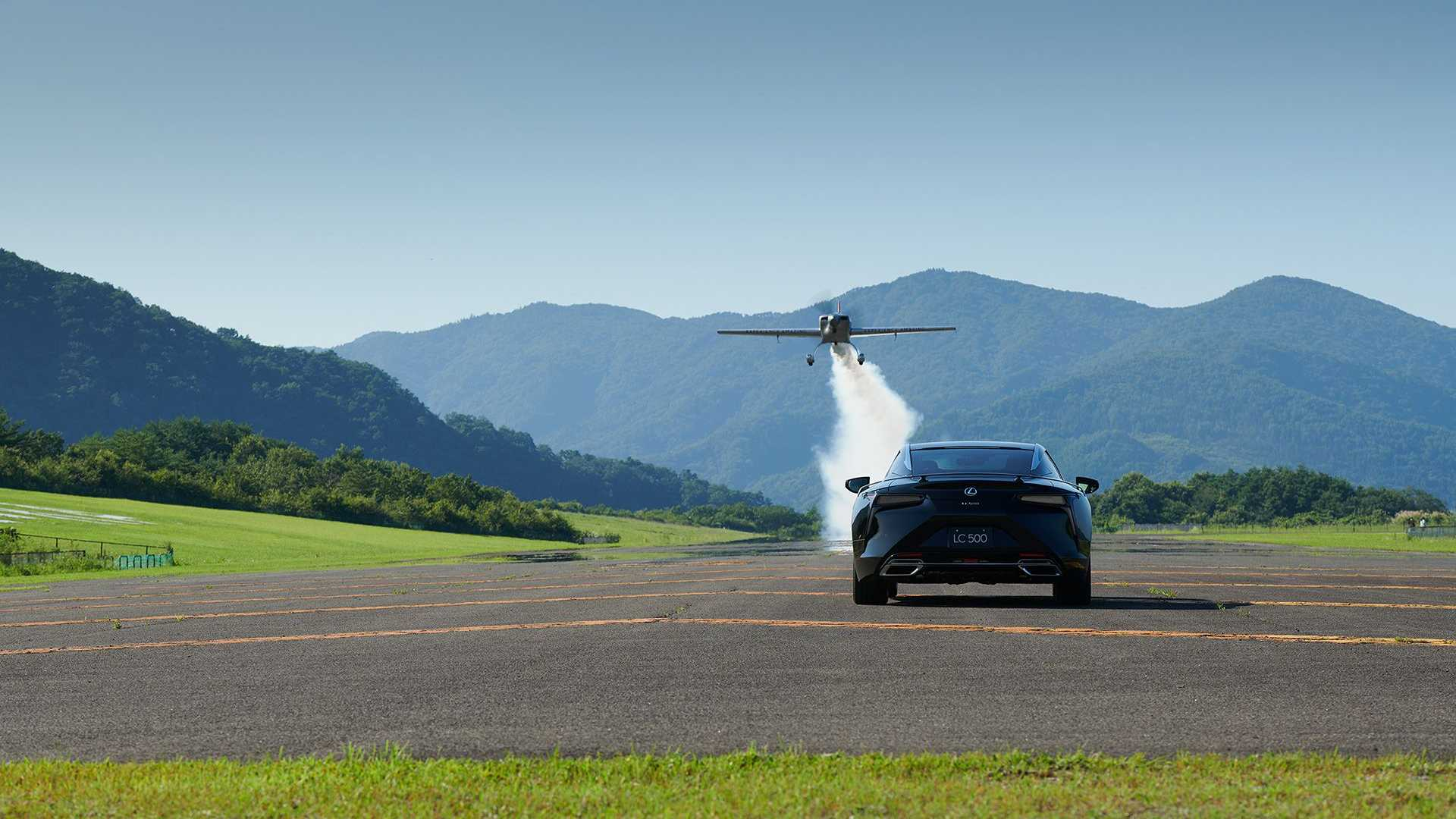 2021 Lexus LC 500 Inspiration Series Bak