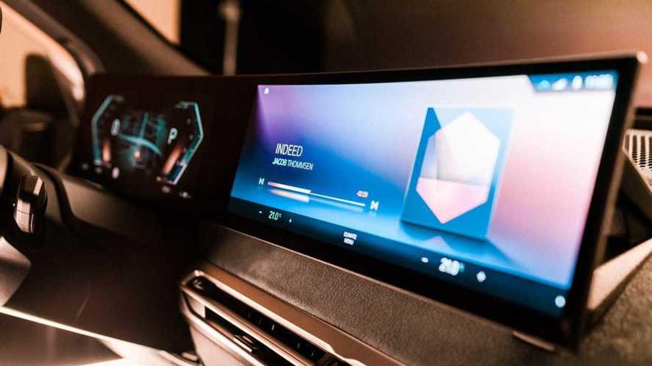 BMW Yeni Nesil Bilgi Eğlence Sistemi