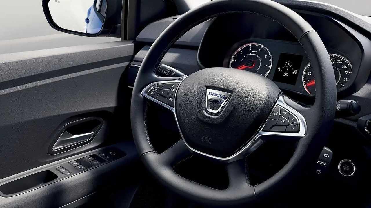 Nuova Dacia Sandero (2020)