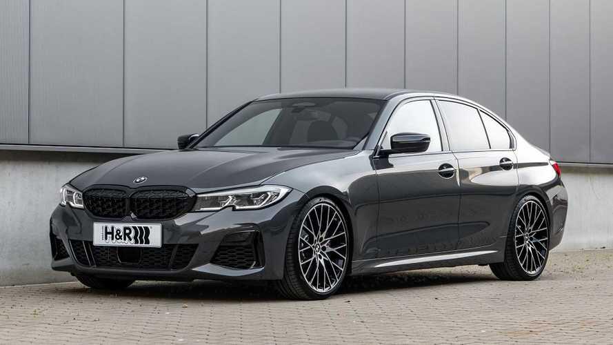 H&R-Sportfedern für den neuen BMW 3er