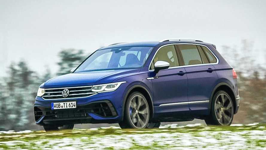 VW Tiguan R (2020) im Test