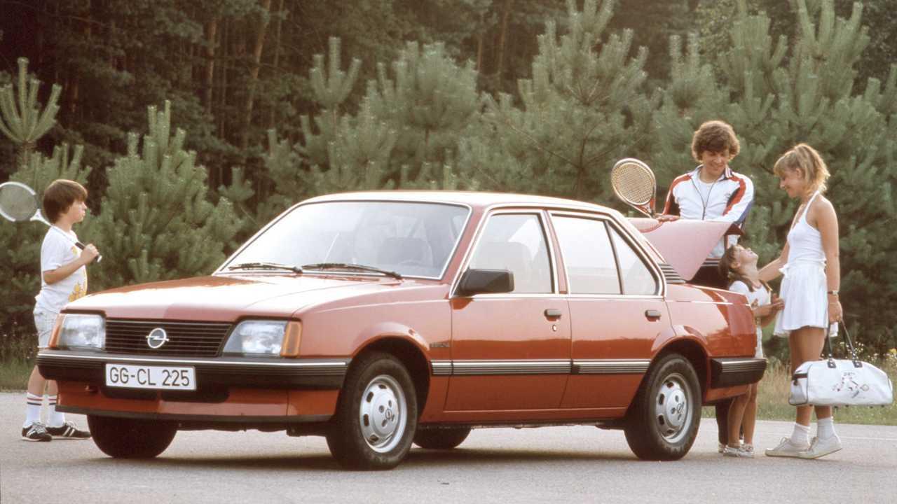 Opel Ascona C (1981)
