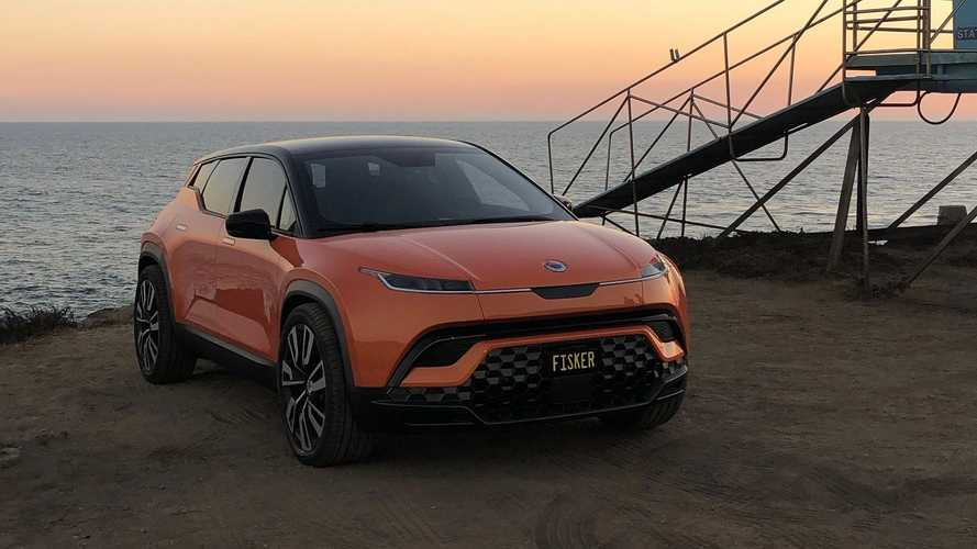 Fisker Ocean Electric Crossover Confirmed With Over 536 HP