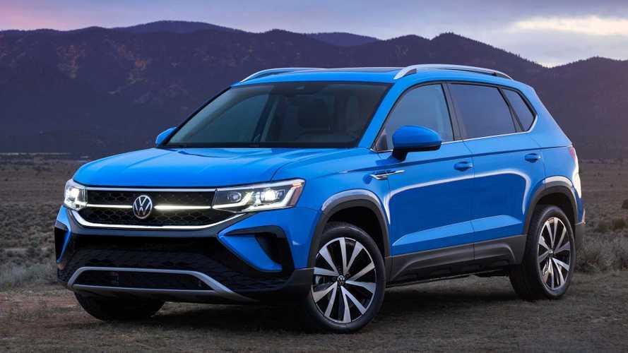 VW Taos (2021): Spezielles Kompakt-SUV für die USA