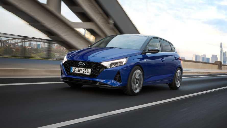 Hyundai i20, 2 anni di manutenzione inclusa se la si ordina online
