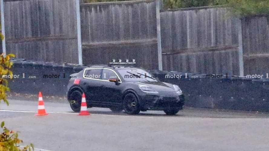 Elektrikli Porsche Macan, Taycan'dan fazla menzil mi sunacak?