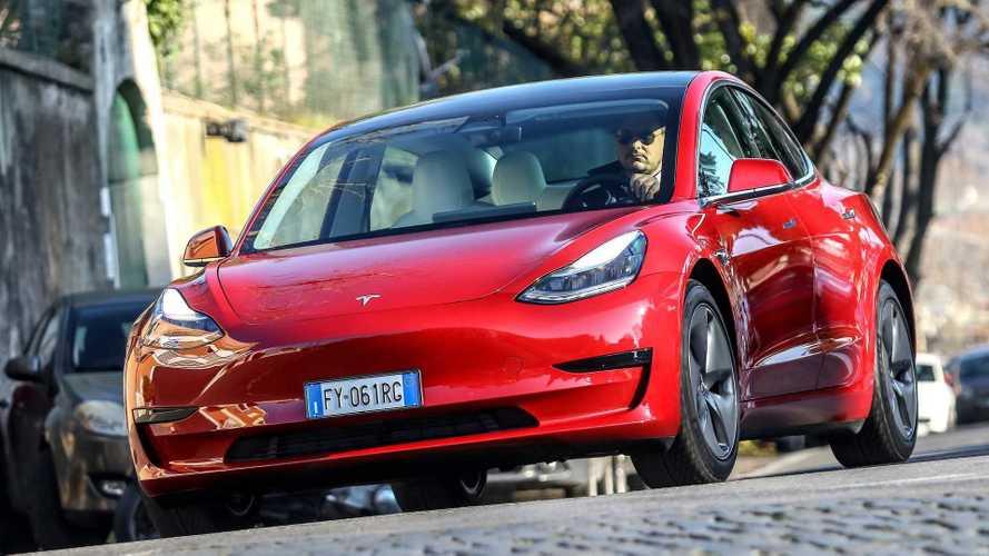 Vendas na Europa em março: Tesla Model 3 entra no top 5