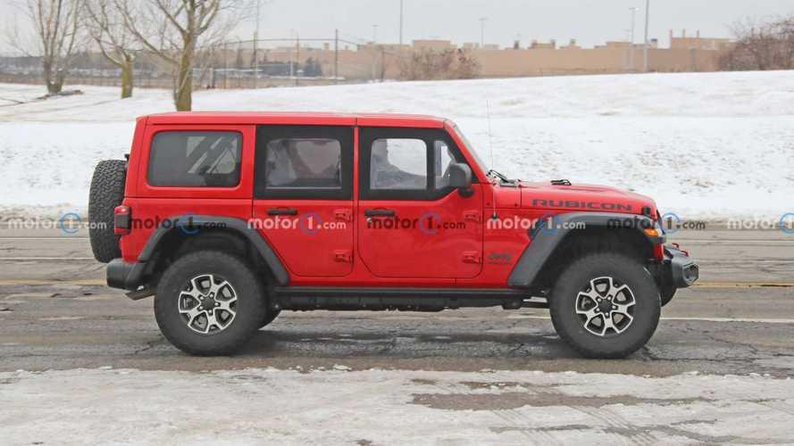 Jeep Wrangler Half Doors Price Confirmed, Now On Configurator
