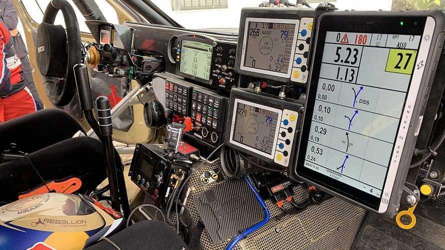 ¿Qué es y cómo funciona el roadbook electrónico del Dakar 2021?