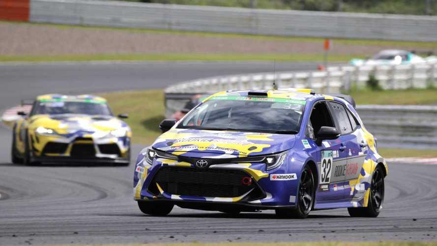 Президент Toyota будет участвовать в гонках на водородной Corolla