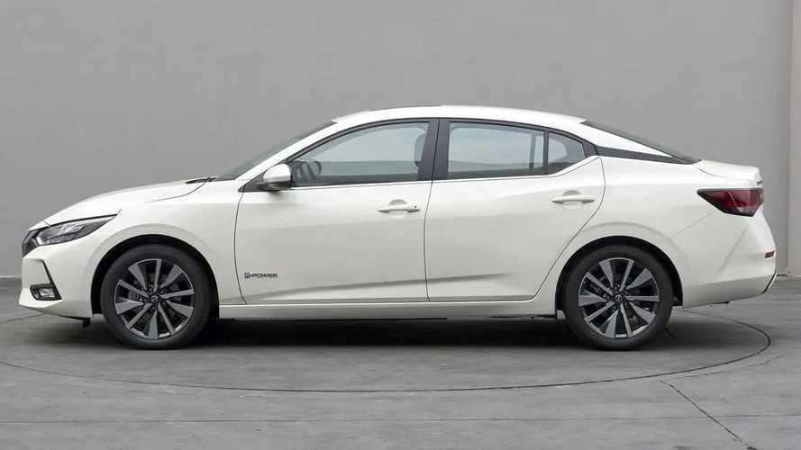 Nissan Sentra e-Power (Sylphy)