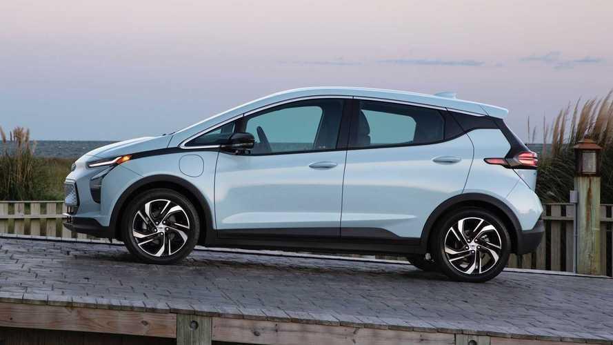Novo Chevrolet Bolt 2022 será lançado no Brasil em setembro