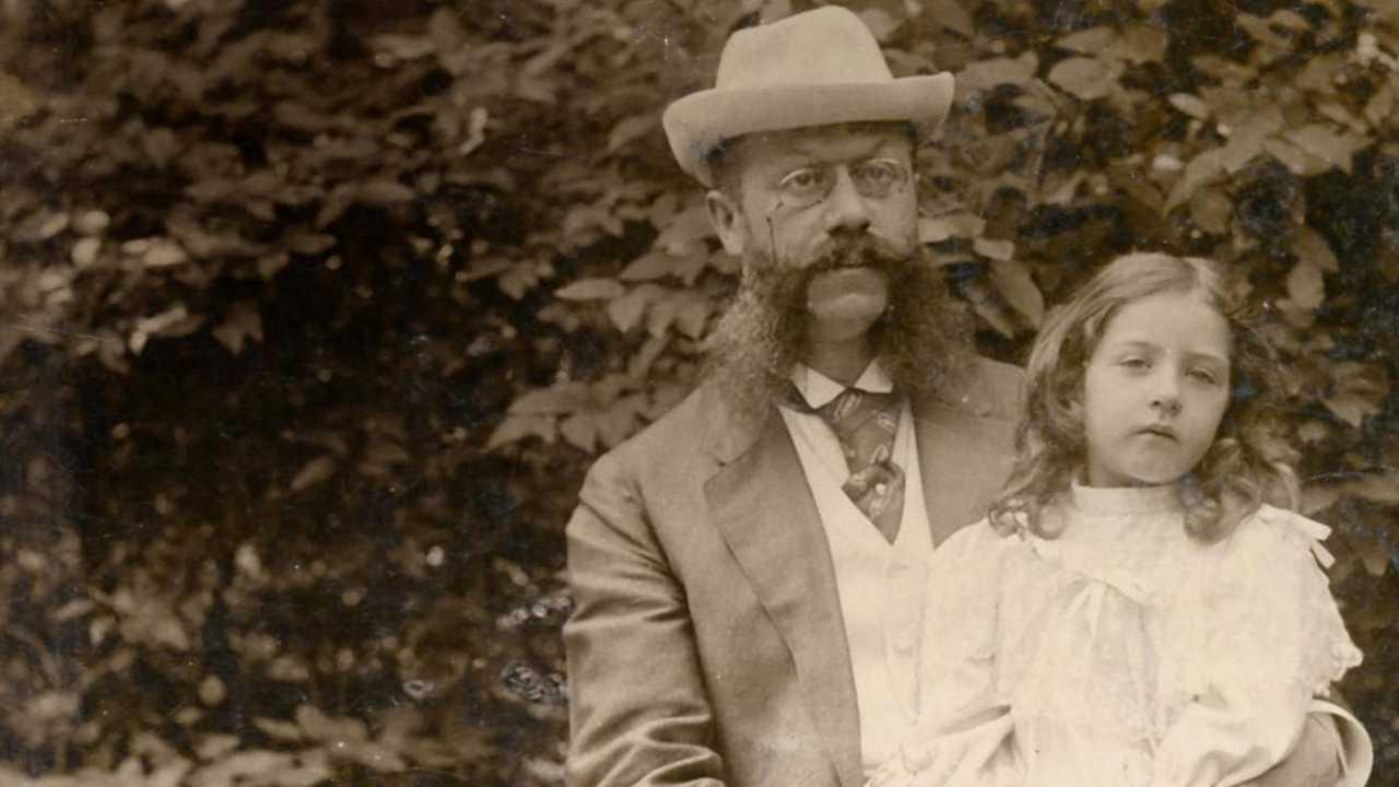 Emil Jellinek ve Kızı Mercedes
